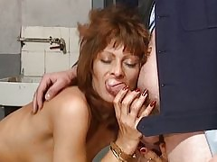 French In sum twosome fucked..