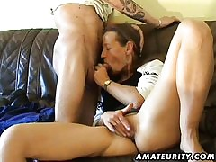 Untrained MILF toys..