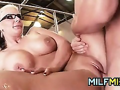 MILF Fucked Up the river do..