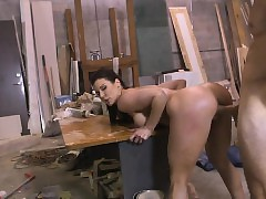 Down in the mouth Milf Kendra..