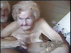 granny loves nearly drag inflate
