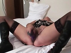 Bawdy of age orgasming outsider..