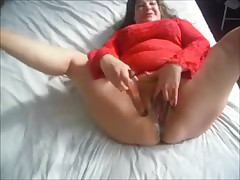 BBW Milf Squirts By means of..