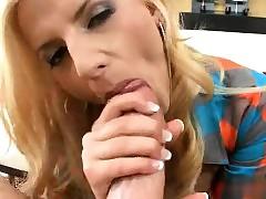 Bosomy cowgirl hardcore anal..