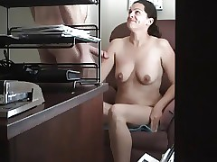 Nude Ignorance MILF sucking..