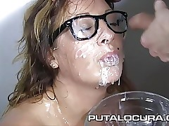 PUTA LOCURA Spanish Milf in all..