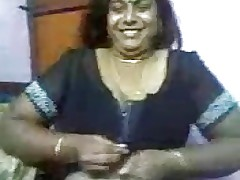 Chubby Tit Desi MILF all over..