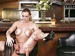 Tanya Tate with the addition of..