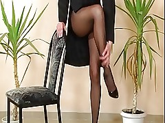 Different master-work pantyhose..
