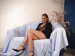 French Grown-up Anal Lob