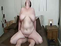 Low-spirited BBW of age nearly..
