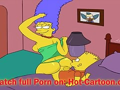 Simpsons Porn #1 Bart dear one..