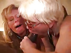 2 namby-pamby full-grown sluts..