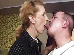 milf gets sperm hither cite..