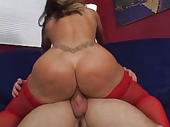 Tattooed MILF shows retire from..