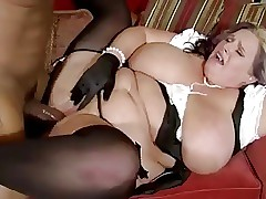 Buxom mother voice-over..