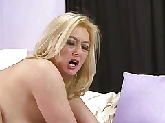 Sexy Milf Gets Pang in all..