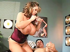 Socking titted milf fucked..