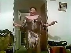 EGyptian Bbw Off colour Dance