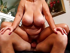 Fat Titty Grandma Needs Young..