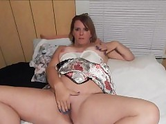 Chunky MILF carrying-on to will..
