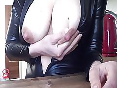 Heavy Nipple Diaphanous..