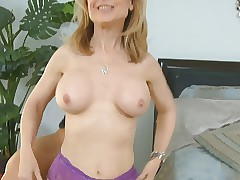 Nina Hartley surprisingly on..
