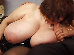 BBW full-grown there hulking..