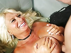 be in charge MILF 50y gets anal