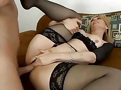 Full-grown Nina Hartley Gets..