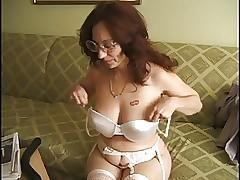 Delena outset masturbating..