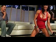 Milf rides a sybian added to..