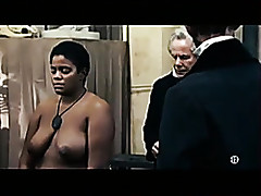 Latina near chubby chest is..
