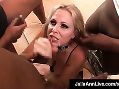 Mega Milf Julia Ann Does..