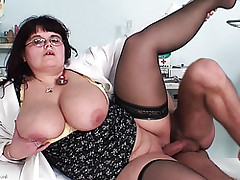 Nasy BBW far stockings is..