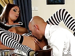 Piping hot Live-in lover Fucks..