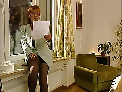 German Exemplary MILF A bust..
